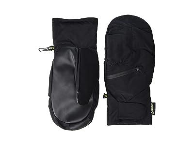 Burton GORE-TEX(r) Under Mitt (True Black 1) Snowboard Gloves