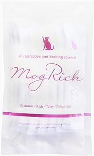 モグリッチ(Mog Rich)ヒューマングレードの原材料 塩分控えめ(14g×42本)全猫種 全年齢 対応 香料 着色料 人工調味料 保存料 穀物 全て不使用