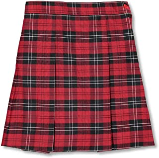 Rifle/Kaynee Little Girls' Box Pleated Skirt
