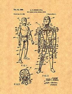GI Joe Patent Print (13