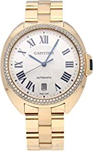 Cartier Cle De Cartier Mechanical (Automatic) Silver Dial Womens Watch WJCL0010 (Certified Pre-Owned)