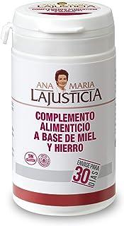 Ana Maria Lajusticia - Complemento alimenticio a base