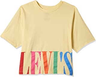Levi's Girl's RXZER23 Graphic (pack of 1)