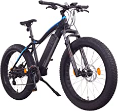 NCM Aspen Bicicleta eléctrica, E-Bike, Fatbike, E-MTB, 48V