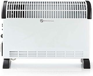 tronicxl convección calefactor 75012502000W Calefactor Radiador con temporizador temporizador + función turbo