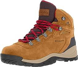 Columbia Women's Newton Ridge Plus Waterproof Amped Hiking Boot, Waterproof Leather