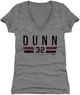 Kris Dunn Women's Shirt - Chicago Basketball Shirt for Women - Kris Dunn Chicago Font