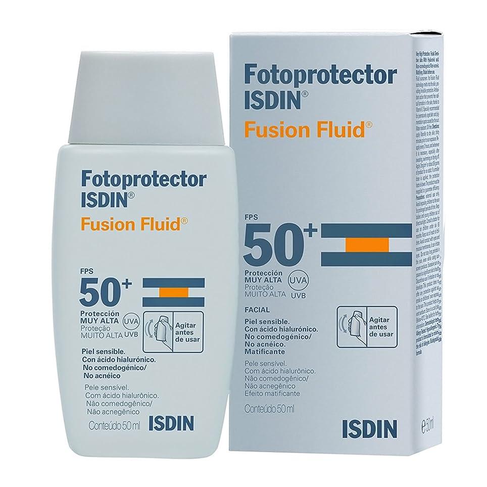 簡単な各作りIsdin Fotoprotector Fusion Fluid Spf50+ 50ml [並行輸入品]