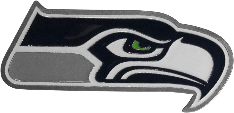 NFL Seattle Seahawks Large Hitch Cover Class II & III Metal Plugs