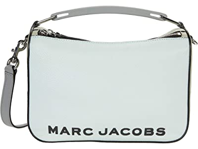 Marc Jacobs The Soft Box Color-Blocked 23 Crossbody