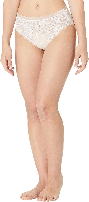 Wacoal Women's Awareness Hi Cut Brief Panty