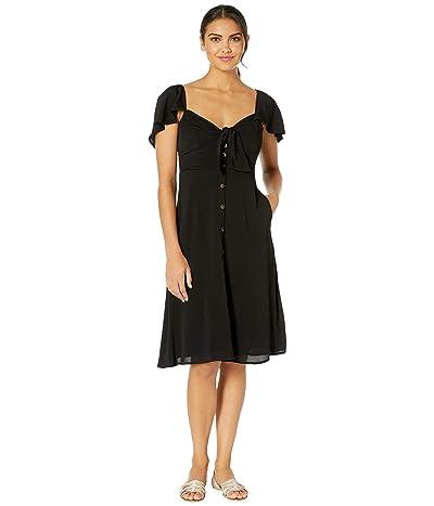 ASTR the Label Rachelle Dress (Black) Women