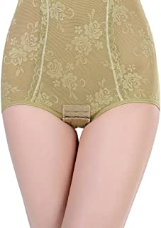 COMVIP Women Tummy Control Panties High Waist Slimming Brief Shapewear