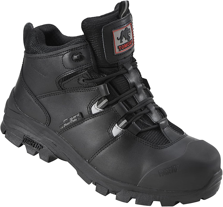 Rock Fall Rockfall Men's Full Grain Leather Upper Hiker Boot