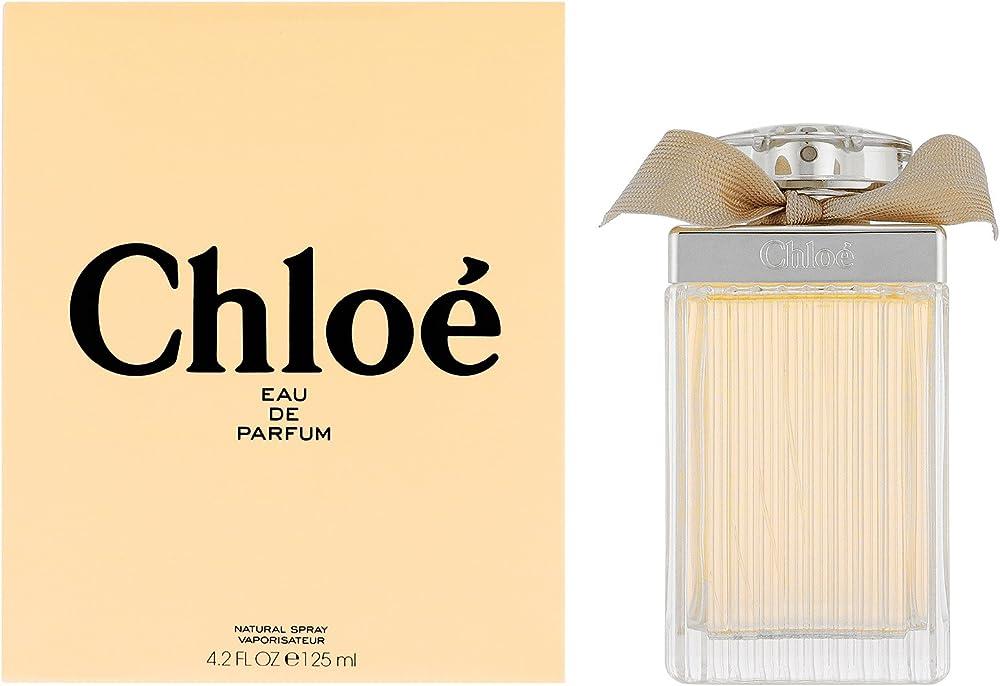 Chloé, chloé  eau de parfum,profumo per da donna,  125 ml PNV303B2