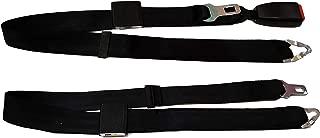 Bonberland Wheelchair Tie Down,Seat Belt,Lap Belt,Wheelchair Harness