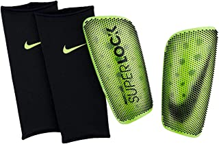 Nike Adult Mercurial Lite SuperLock Soccer Shin Guards