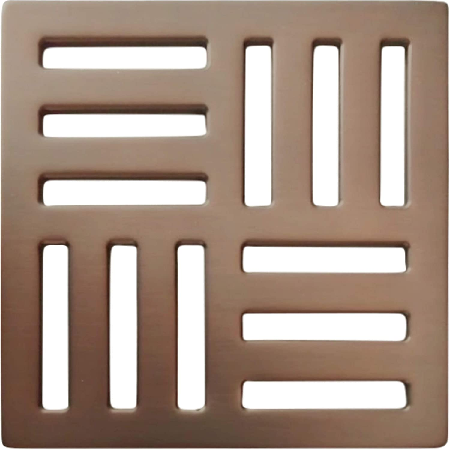 OASI 3.75 Inch セール品 Premium Stainless 日本製 Steel for Grate 4 Drain -