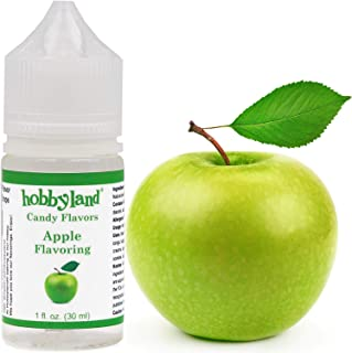 Sponsored Ad - Hobbyland Candy Flavors (Apple Flavoring, 1 Fl Oz), Apple Concentrated Flavor Drops