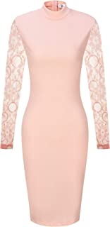 Best bodycon dresses with short sleeves Reviews