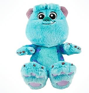 Disney Parks Sulley Monsters Inc Big Feet Eyes Plush Doll