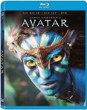 Sam Worthington - Avatar - Blu-ray 3D + Blu-ray + DVD - 2 disques (Blu-ray+DVD)