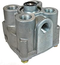 Brianna Auto Parts - BAP102626 - R-12 Air Brake Relay Valve - Vertical Mount - 4 Vertical Delivery Ports
