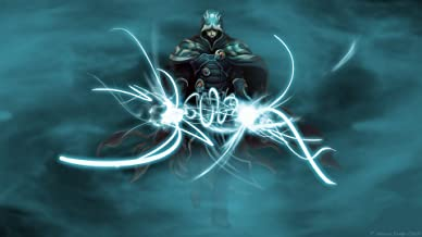 RFG REMOVE FROM GAME Jace Beleren Floating MTG Playmat 24 x 14 inch