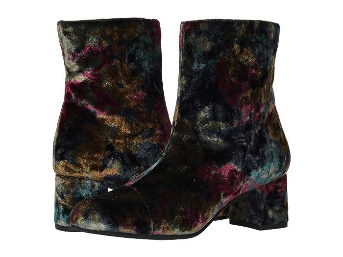 Aetrex  Celine (Floral) Womens Zip Boots