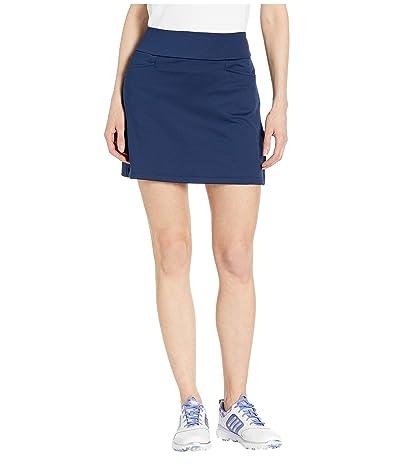 adidas Golf Ultimate Knit 16 Skort (Night Indigo) Women