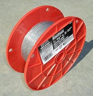 Spool PVC Coated 7x7 1/16
