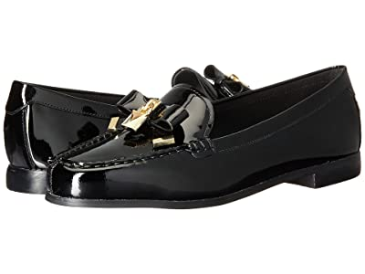 MICHAEL Michael Kors Alice Loafer (Black Patent) Women