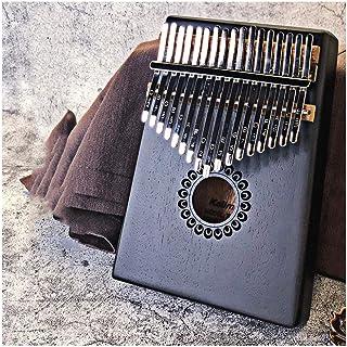 QINRUIKUANGSHAN Thumb Piano, Kalimba, 17-tone Beginner Finger Piano, Kalingba Instrument (Size : H)