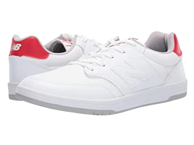 New Balance Numeric 425 (White/Red) Men