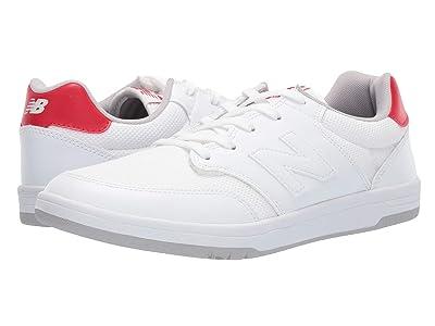 New Balance Numeric 425 (White/Red) Men