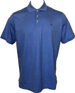 Men Classic Fit Interlock Polo Shirt
