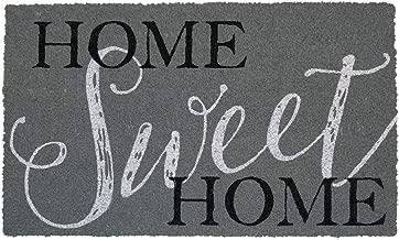 Briarwood Lane Home Sweet Home Coir Doormat Everyday Natural Fiber Outdoor 18