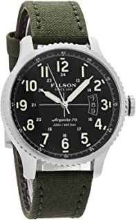 Filson Unisex Mackinaw Field Watch 43 mm