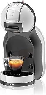 Krups Nescafé Dolce Gusto Mini Me KP123BK Machine à café expresso et autres boissons, automatique, gris/noir