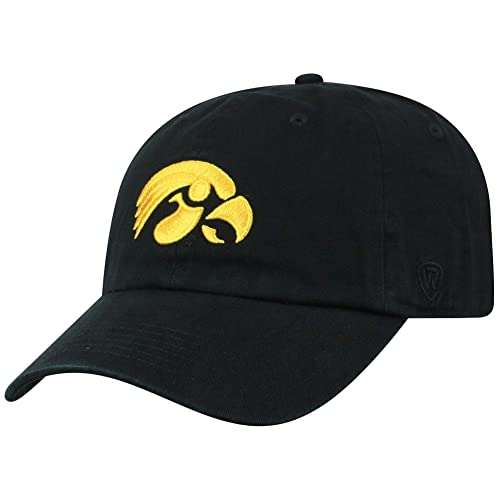 promo code cc8e3 81e25 Top of the World NCAA Men s Hat Adjustable Relaxed Fit Team Icon