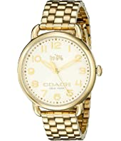 COACH - Delancey 36mm Bracelet Watch