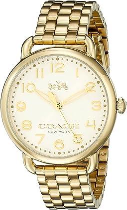 COACH - Delancey 36mm Bracelet Watch