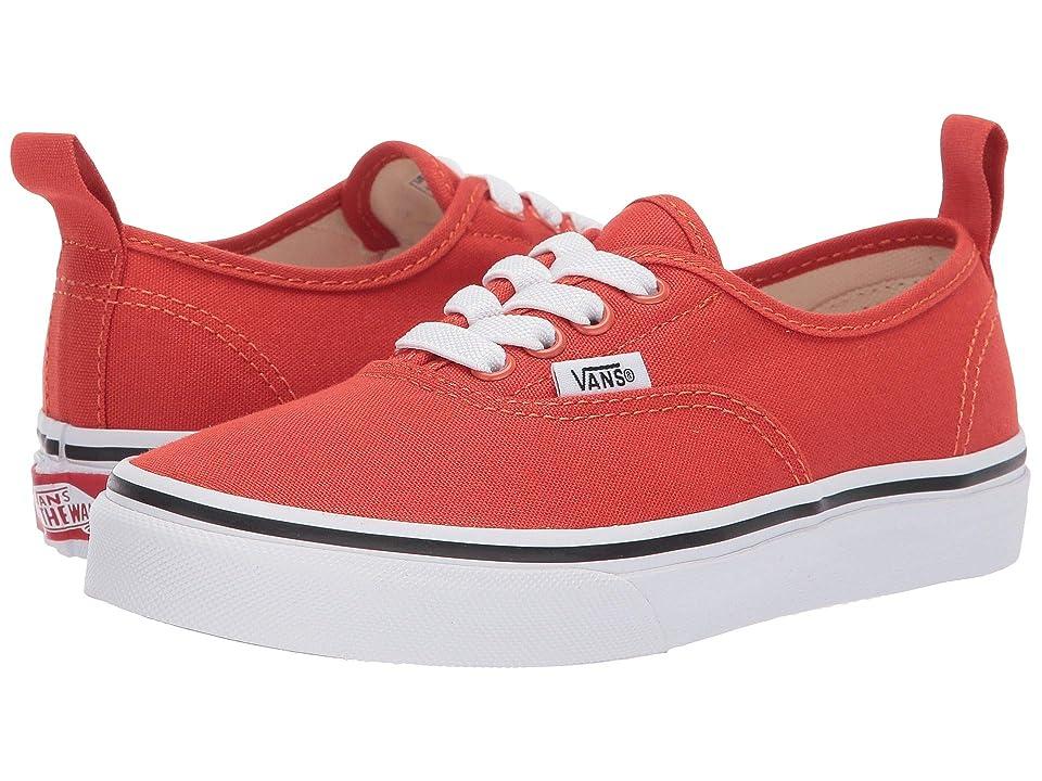 Vans Kids Authentic Elastic Lace (Little Kid/Big Kid) (Koi/True White) Boys Shoes