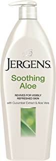 Jergens Lotion - Soothing Aloe, 600 ml