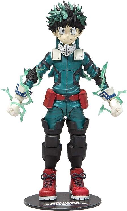McFarlane Toys 我的英雄学院 Izuku Midoriya 可动公仔