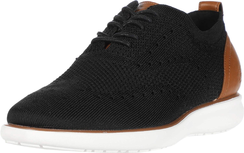 G.H. Bass & Co. Mens Kole Knit UL X Casual Oxford Shoe