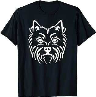 Westie face T-Shirt