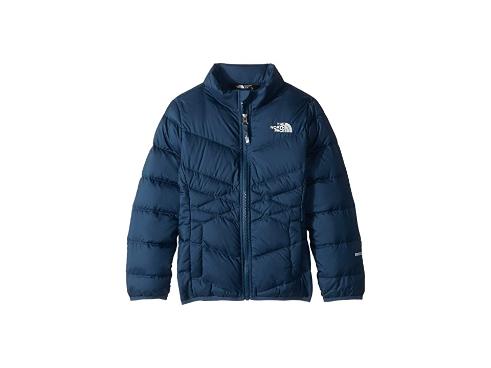 4c6adc166f3b The North Face Kids Andes Down Jacket (Little Kids Big Kids) (Blue Wing  Teal) Girl s Coat