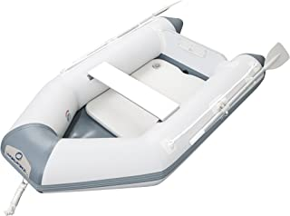 BESTWAY 65046 - Barca Hinchable Neumática Hydro-Force Caspian Para 2 Adultos 2 Remos