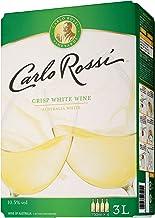 【世界約60カ国で販売されるワールドワイドブランド】カルロ ロッシ ホワイト バックインボックス [ 白ワイン 中辛口 オーストラリア 3L ]
